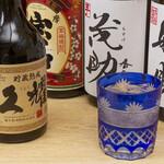 酒房 灘 - 焼酎集合
