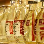 酒房 灘 - 日本酒ボトル(イメージカット)