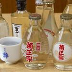 酒房 灘 - 日本酒集合