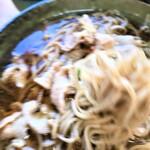 140848261 - 201114土 栃木 龍頭之茶屋 肉そば実食!