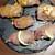 全席個室×本格和食 めぐろ亭  - 料理写真:厳選肉寿司3貫盛り合わせ