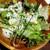 全席個室×本格和食 めぐろ亭  - 料理写真:季節の彩りシーザーサラダ