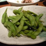 鳥良 - 枝豆