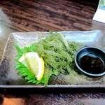 赤ひげ 樟葉店 - 海ぶどう