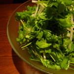 14086657 - 香草のサラダ