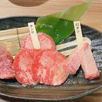 熱烈カルビ - 牛タンセット(幻タンと書いてあるタン元が 美味しいです‼︎)