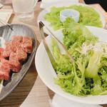 熱烈カルビ - チョレギサラダ