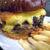 ハングリー ヘブン - 料理写真:150g×2のパティ