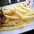 ハングリー ヘブン - 料理写真:クーポンで無料のポテト