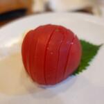 大衆肉居酒屋 ブルーキッチン - 冷やしトマト