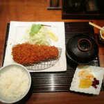 Tonkatsumaisen - 甘い誘惑ロースかつ膳