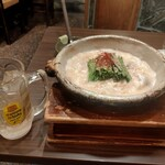 takigyouzakawazoe - 鍋は本当にアツアツなのでヤケドに注意