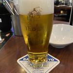 BAR of TOKYO - ビールを追加しました