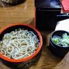 そば処 おおほり - 料理写真: