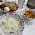 蒙古タンメン中本 - 料理写真: