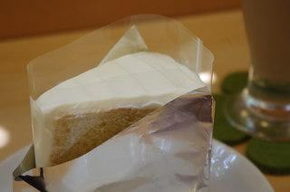 メイプルハウス - 一番人気のシフォンケーキ 絶品!