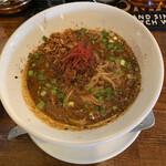中華バルSAISAI。 - 坦々麺