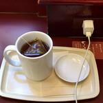 カフェ ベローチェ - ホットルイボスミントティ240円