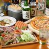 ichibanchoubaru - 料理写真:BBQコース・ドリンク