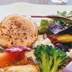 Reglisse - NOTO 高農園野菜のサラダガルグイユ