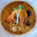スープカレー チニタ - 旨みたっぷりシーフード