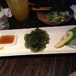 沖縄料理 うみそら - 海ぶどう