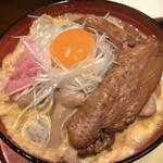 赤坂うのあん - 特製の親子丼