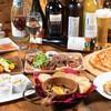 アオゾラテーブル - 料理写真:熟成肉コース(3人前)
