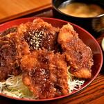うんの - ソースカツ丼