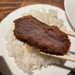イチバンチョウ バル カフェ ド フウカ  - 熟成肉美味しかった