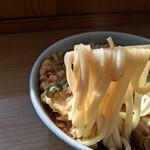 新井こう平製麺所 - うどん