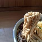 新井こう平製麺所 - そば