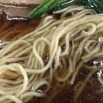 飛鳥 - 麺はアップ