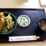 1409273 - 野菜天丼