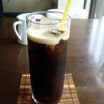 カフェ・チョビット - アイスコーヒー