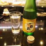 えんどう寿司 - 惣花 純米吟醸