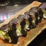 えんどう寿司 - あじ