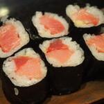 えんどう寿司 - トロ鉄火