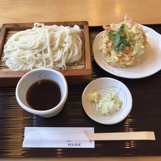 うどん茶屋 海津屋 - 料理写真: