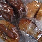 ストロベリータイム - 料理写真:ビニール袋の中