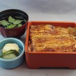 いづみ - 料理写真:鰻重 並 3500円