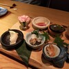 Dontsukihidari - 料理写真:貝刺しいろいろ