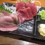 長野駅前酒場 - 馬鹿盛り合わせ