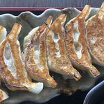 葉山港湾食堂 - 餃子