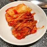 食道園 - 白菜キムチ