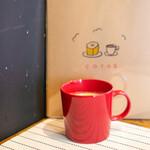 コーヒー&トースト - コーヒー