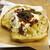 オッケー バット ファースト - 料理写真:ベイクドポテトのOBFシグナチャー