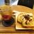 オッケー バット ファースト - 料理写真:ベイクドポテトのOBFシグナチャー・オリジナルジンジャーコーラ