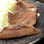 140916201 - 夜の部 牛タン定食