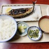 松林堂 - 料理写真:さんまの開き定